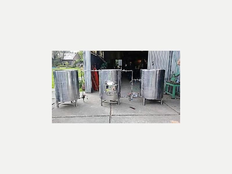compra ventas varias equipos cerveceros acero coccion y