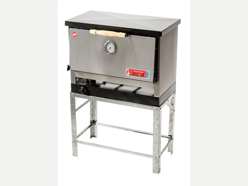 Compra ventas varias horno pizero 6 moldes muebles hogar for Muebles de jardin precios