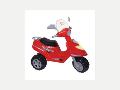 Andadores Coches Scooter Top Rojo
