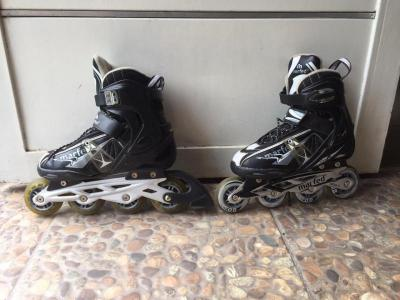 Deportes Hockey Patin Cesped VENDO ROLLERS MARFED TALLE 40 A 43