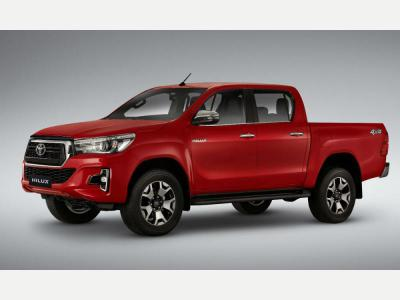 Toyota Hilux 4WD -