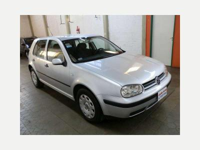 Autos Nuevo VW Golf Plus 2005