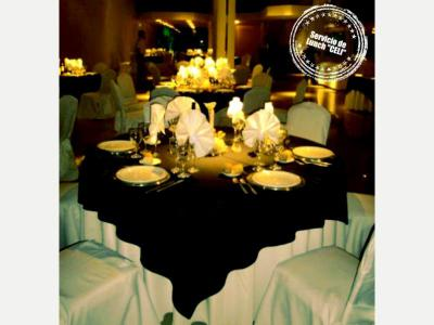 Catering Servicio de Lunch CELI
